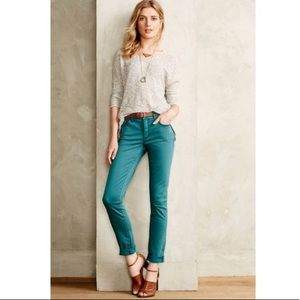 Anthropologie Pilcro And The Letterpress Stet Jean